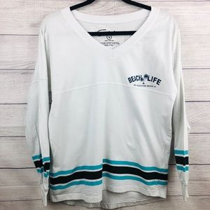 Exist Beach Life St. Augustine Long Sleeve T Small
